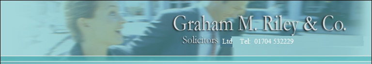 Graham M. Riley & Co Solicitors & Commissioners for Oaths